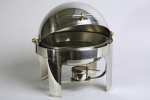 7 Qt. Round Roll Top