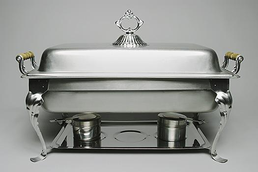 8 Qt. Stainless Chafer