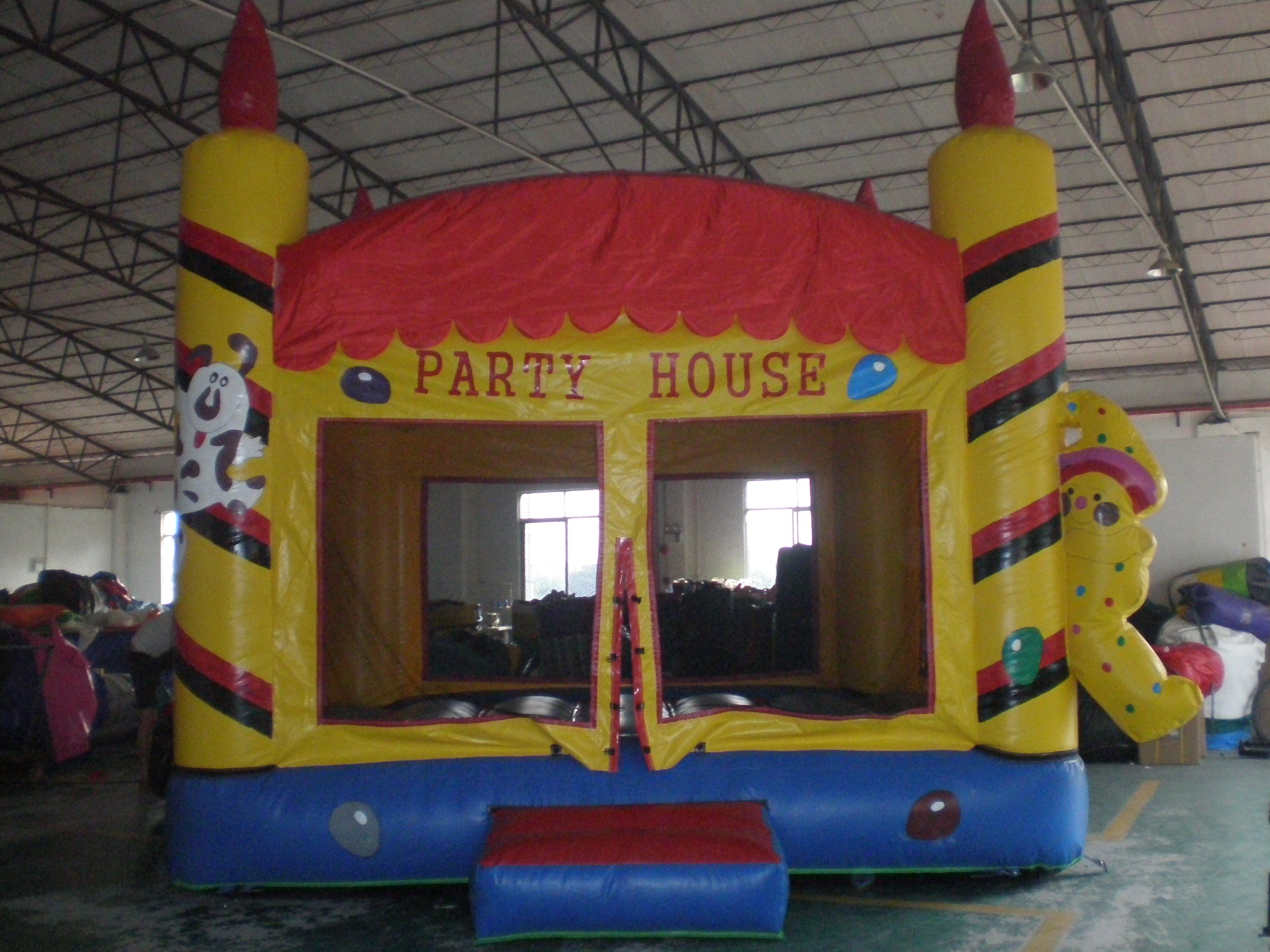 Birthday Party Castle