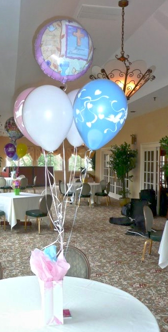 Party Rental Miami, Balloon Decorations,Communion, Christening