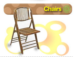 Chiavari Chairs Rental Miami