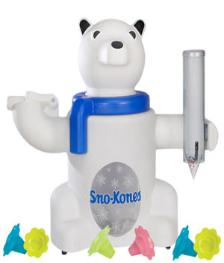 Polar Sno-Kone (100 servings included)