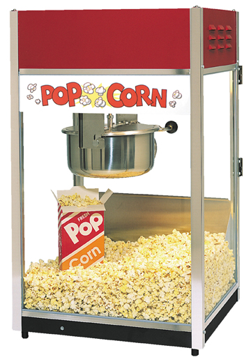 Ultra Pop Corn Special Machine